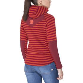 Edelrid Creek - Veste Femme - rouge